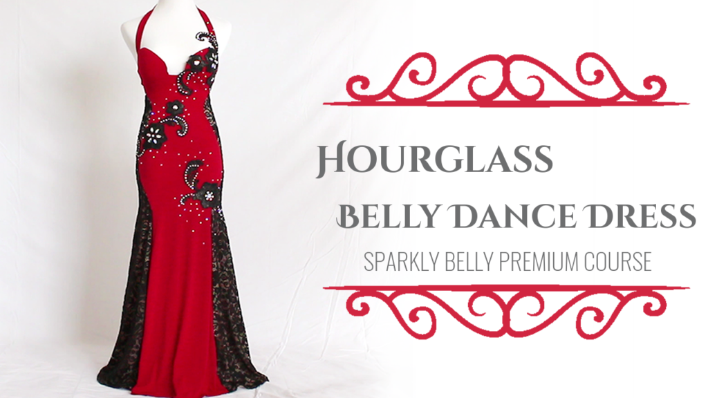 how to make choli easy belly dance